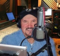 Tony in studio